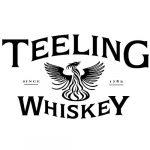 Teeling Whiskey logo black and white