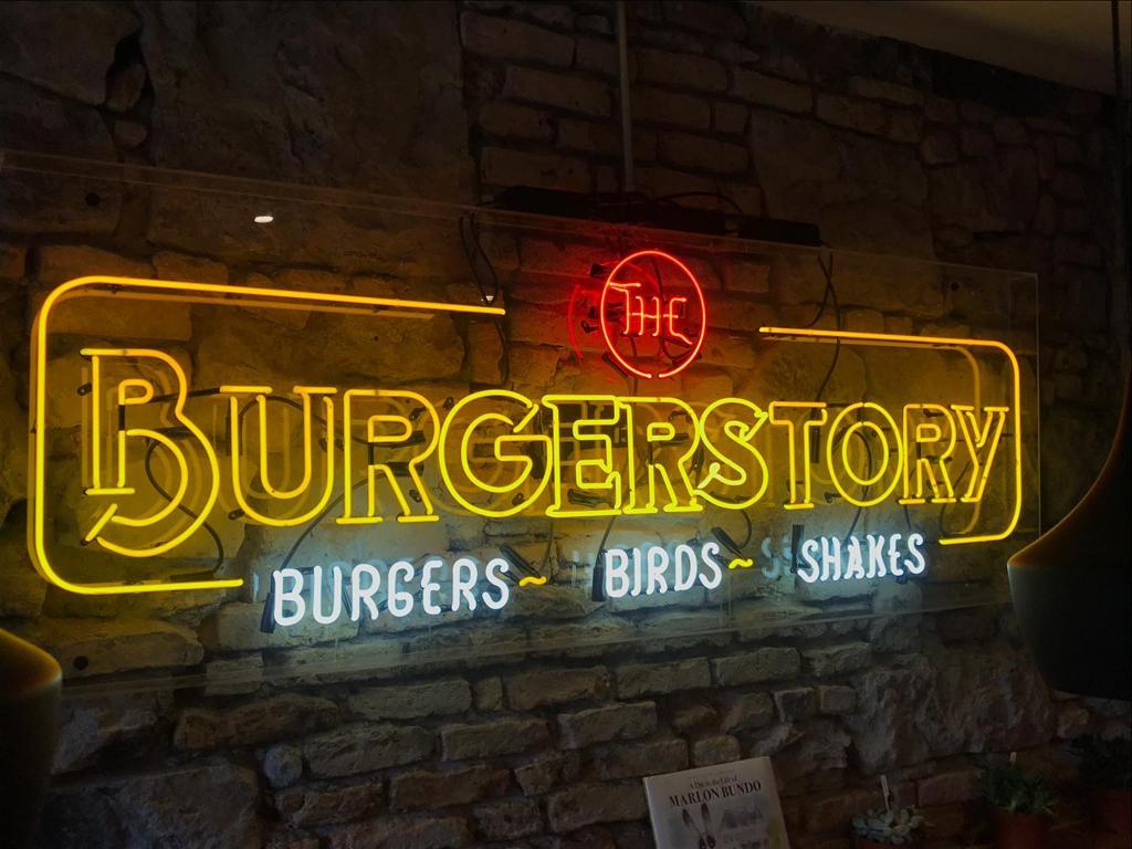 burgerstory neon ireland